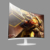 good looking Free sync curved display monitor gaming curved 27 inch 144hz hd mi DP