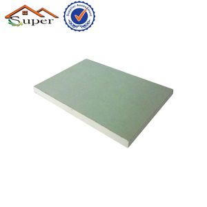 Gypsum Board With Colored Waterproof Drywall