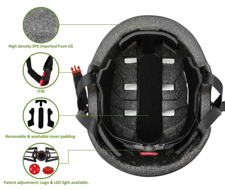 Stylish-urban-city-cycle-helmet-for-E