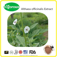 natural 7:1 Marshmallow Root Extract/Althaea officinalis Extract