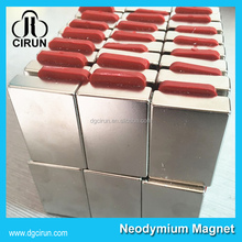 China manufacturer super strong high grade rare earth sintered permanent motor part sets magnet/ndfeb magnet/neodymium magnet