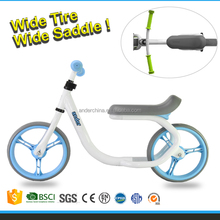 Ander factory directly NEW Product mountain airless bicycle / no pedal bike / kid balance bike