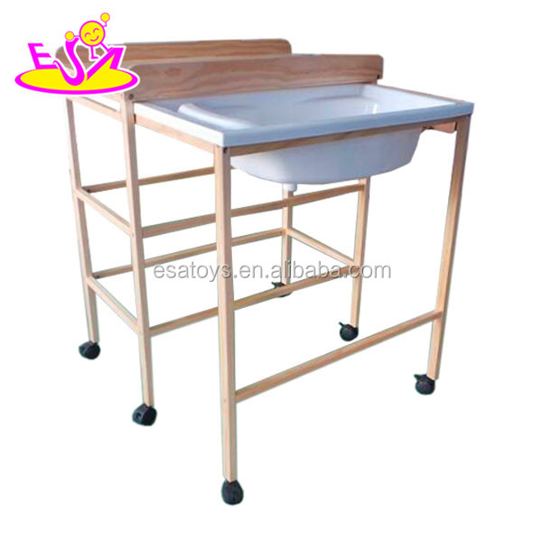 supplier changing table with bath tub changing table with bath tub wholesale supplier china. Black Bedroom Furniture Sets. Home Design Ideas