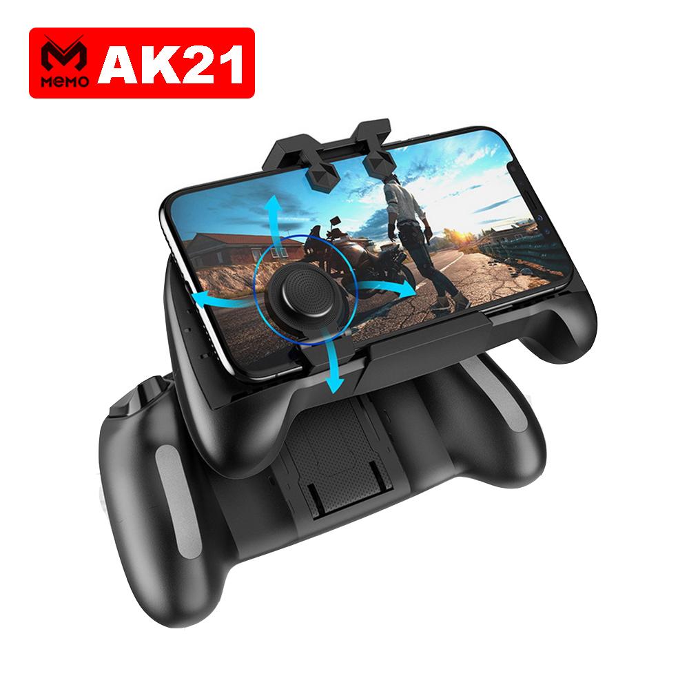 Unterhaltungselektronik K8 Handy Gaming Grip Trigger Feuer Taste Shooter Controller Für Pubg