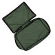 High Quality Folding Makeup Organizer Case and Polyester Material Cosmetic Bag