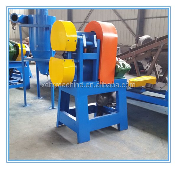 Complete Waste Tyre Recycling Plant of Recycling Tyre Equipment