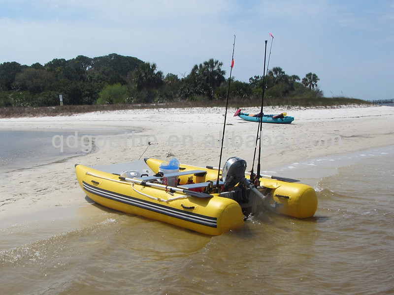 Mc330 Goethe Inflatable Catamaran Boats For Sale