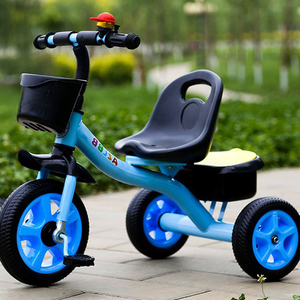 2018 hot design and ce high quality children used plastic tricycle kids bike / used tricycle for sale to baby
