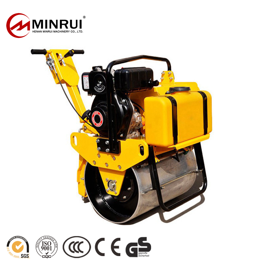 Good quality bomag vibrating roller with high