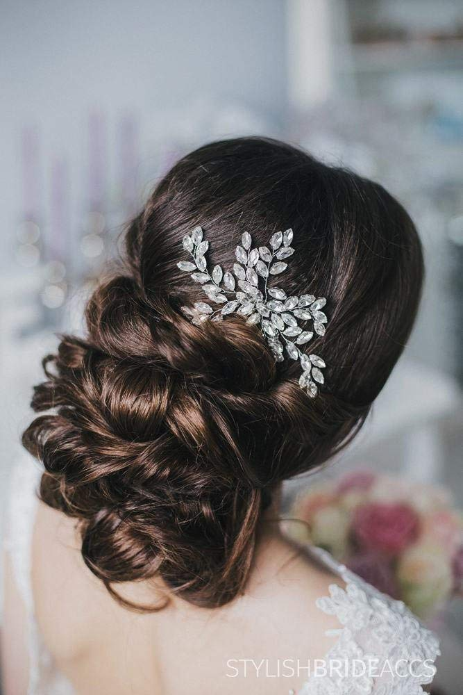 Bridal Crystal Hair Comb, Crystal Hair Wedding Comb, Crystal Wedding Hair Comb, Hair Accessories, Crystal Bridal Comb, Bridal Hairpiece