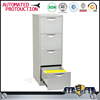 Stylish style metal material filing cabinet luggage storage under desk small drawer cabinet