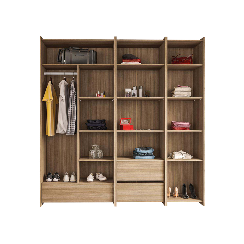 Simple Style Modern Bedroom Closets