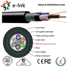 Good ultra violet radiation resistant property GYTY53 Fiber Optic Cable