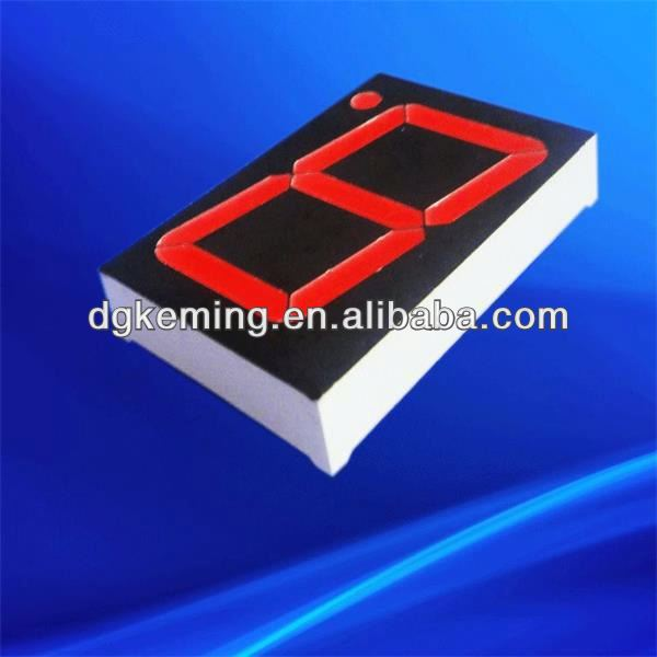 Custom OEM large 1.8 inch 7 segments digital number led display board