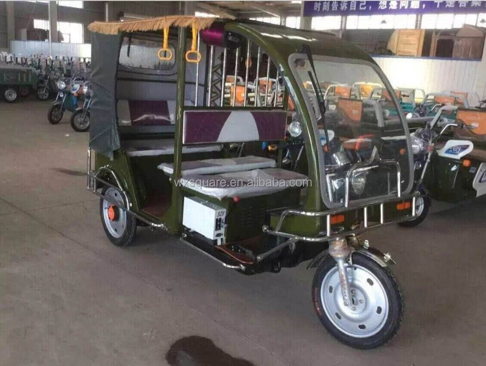 China electric auto rickshaws passenger hot sale