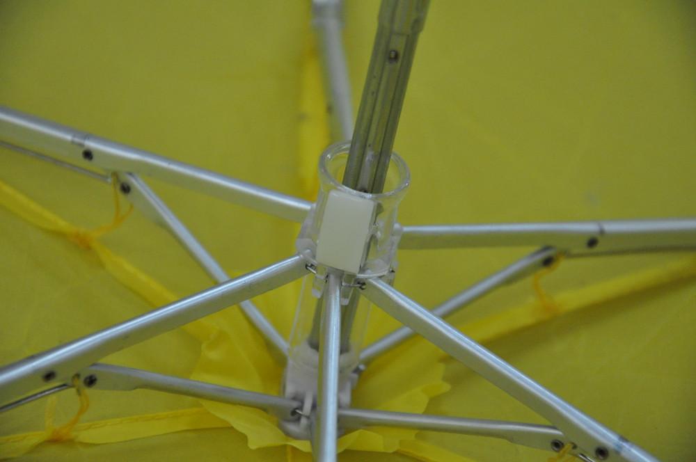 Colorful 5 Folding Aluminium Super Mini and Superlight Pocked Umbrella With EVA Case