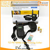Dog training shock collar, remote control dog training collar with LCD display, (adjust intensity of the sensitive)