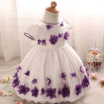 muslim kids dress factory outlet dresses ruffle flower girl baby