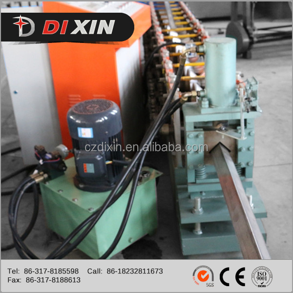 New design + profile light gauge steel keel cold roll forming machine