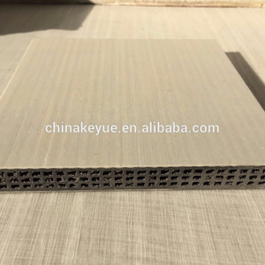 sandwich formwork glass fiber surface PP material hollow formwork for construction