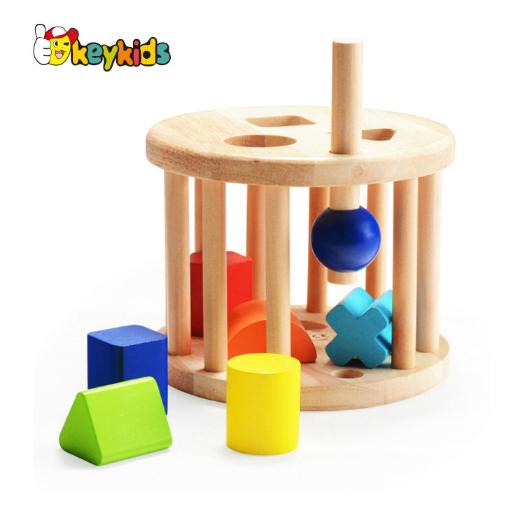 Wholesale Cheap Baby Wooden Educational Toys For 1 Year Old Best