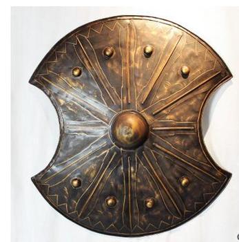 antique roman shield decorative medieval shield 95u7013 buy