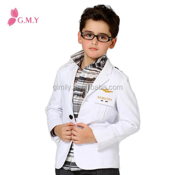 191fd1d1e Kids Boys Spring New Small Suit Blazer Coat New Fashion Dress 2016 ...