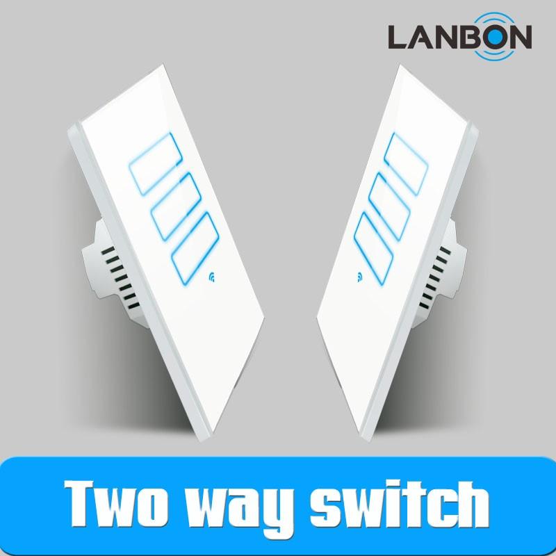 Wireless Two Way Light Switch - Wire Data Schema •