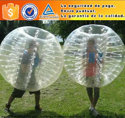 China inflable bolas de burbujas inflable bumper ball inflable para venta 3558d0f9ec2d