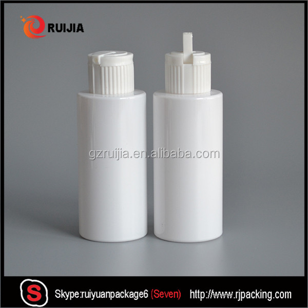 New product 60ml pet white plastic dropper bottle with flip top cap e liquid bottle wholesales