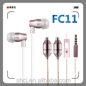 Newly Launched Style!! ibrain Earphone Factory Radiation Free Earphone With Mic & Hollow Tube