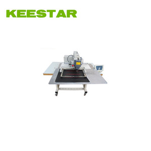 Keestar PLK-E2516 computer controlled industrial canvas cloth sewing machine servo motor
