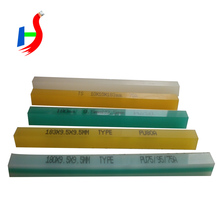 Squeegee for solar cell/pv printing screen printing