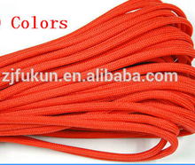 550lb 7 Inner Strands Polyester Survival Outdoor Climbing Parachute Paracord Rope