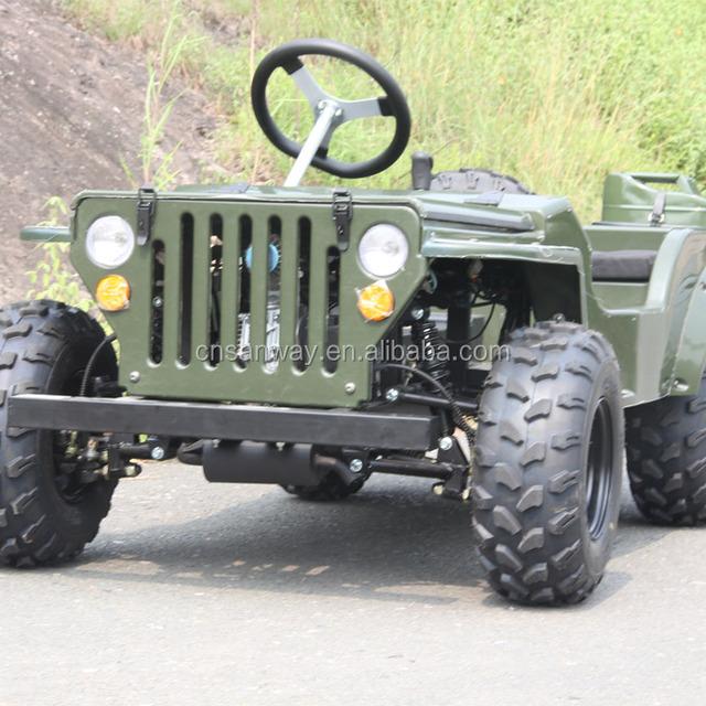 125cc Mini Jeep Willys Jeepyuanwenjuncom