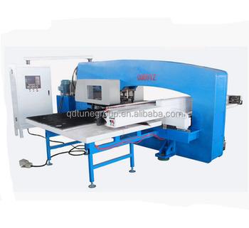 Sheet Matel Hole Cnc Turret Punching Machine Buy Sheet