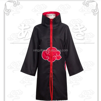 Wholesale naruto akatsuki cosplay costume ninja clothing naruto costume & Wholesale Naruto Akatsuki Cosplay Costume Ninja Clothing Naruto ...