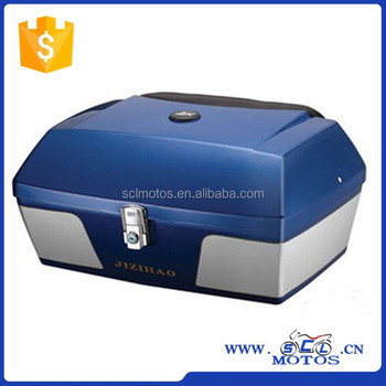 SCL-2013060055 China supplier motorcycle storage tail box scooter trunk  sc 1 st  Alibaba & Scl-2013060055 China Supplier Motorcycle Storage Tail Box Scooter ...