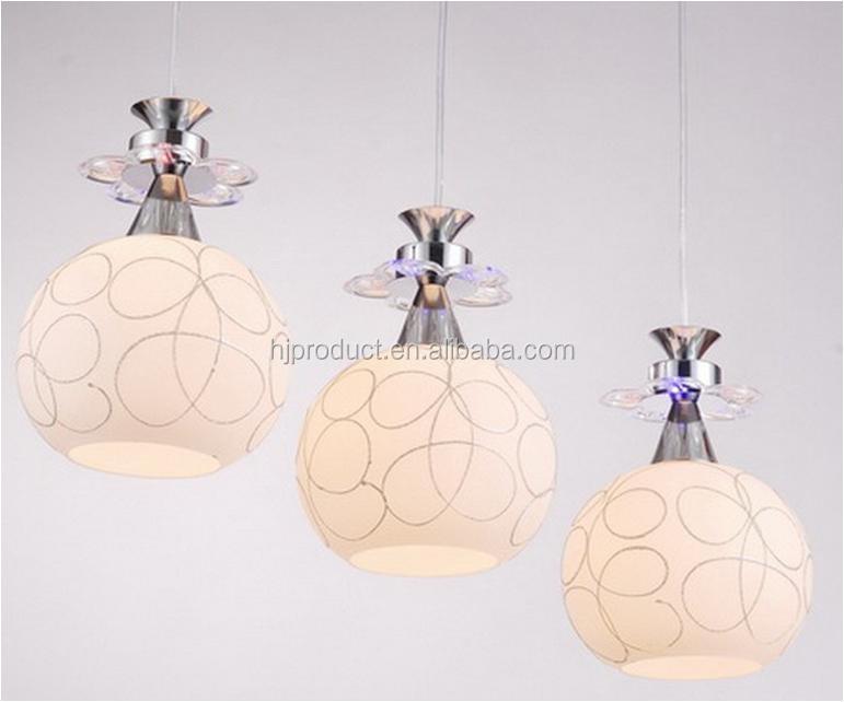 Modern pendant light coversindoor lamp shadethree lights glass modern pendant light covers indoor lamp shadethree lights glass round lamp shade aloadofball Choice Image