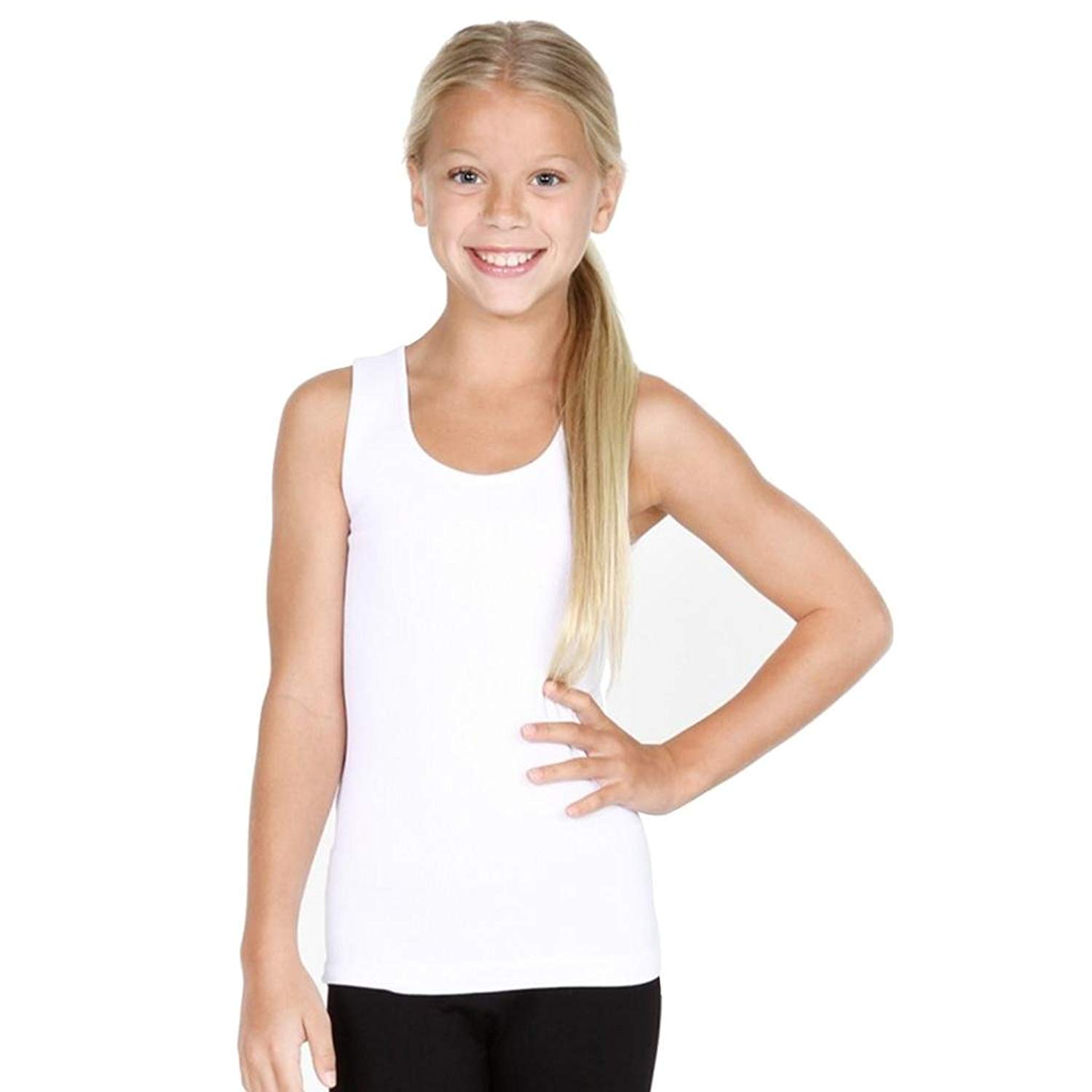 3d242e732c60af Buy Sugarlips Kids Ribbed Seamless Tank Top in Cheap Price on ...