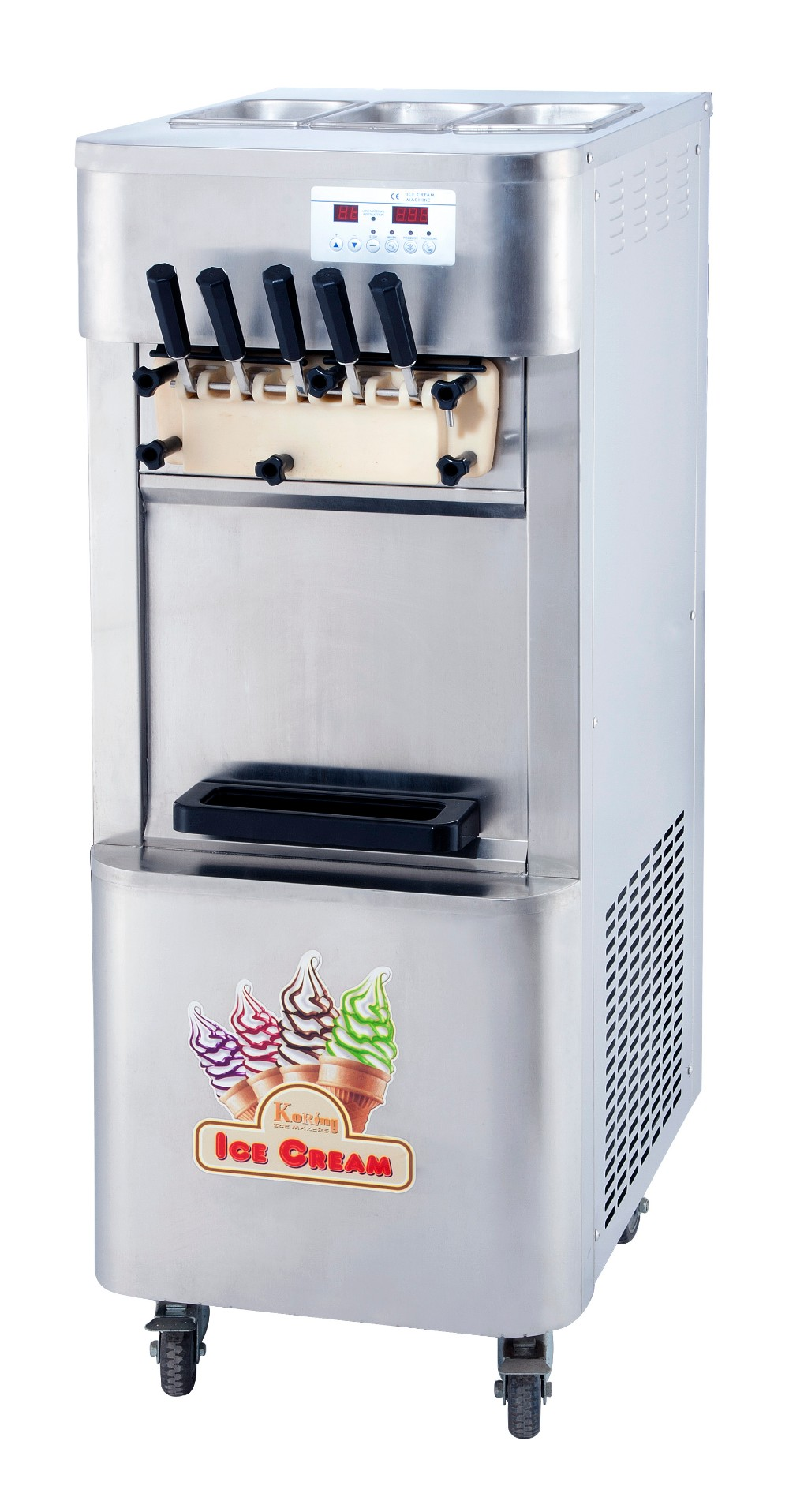 High efficiency ice lolly making machine BPZ-04