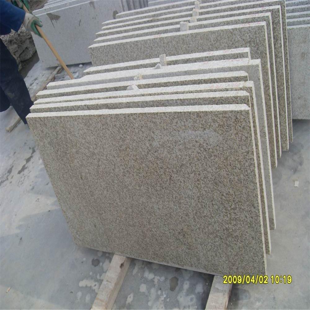 Granite Floor Tile Yellow Granite Polished Flamed Bushhammered Floor