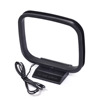 AM loop antenna General purpose radio antenna for indoor JVC Marantz Onkyo Denon Yamaha Panasonic Sharp B0SE Audio Systems