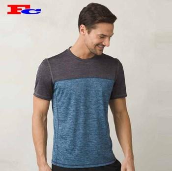 Camisolas dos homens de roupas de fitness roupas de compressão de cor  painel de design rápido 359a170133e