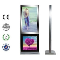 "42"" LCD Magic Mirror Advertising Display"