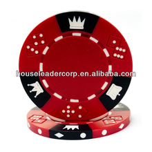14g Tri Couleur <span class=keywords><strong>Couronne</strong></span> Dés <span class=keywords><strong>Jetons</strong></span> <span class=keywords><strong>de</strong></span> <span class=keywords><strong>Poker</strong></span>/<span class=keywords><strong>Couronne</strong></span> <span class=keywords><strong>de</strong></span> Puce <span class=keywords><strong>de</strong></span> <span class=keywords><strong>Poker</strong></span>
