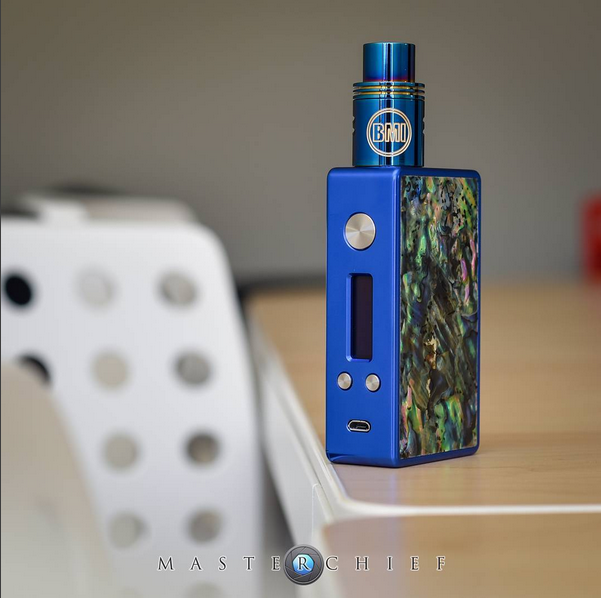 Efusion Duo,Dna75,Triade Dna200 By Lost Vape