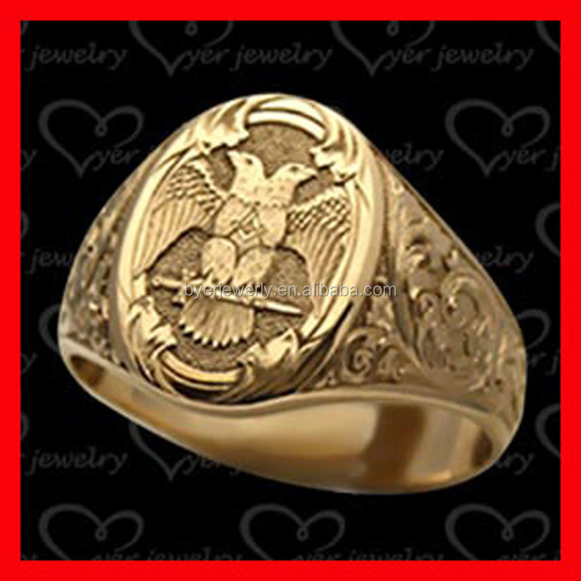 Wholesale Blank Mens Solid Gold Signet Rings Buy Mens Solid Gold