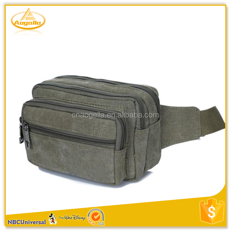 Alibaba Custom Mens Sport Sling Bag Fanny Waist Bag