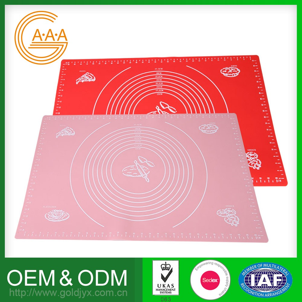 Design Your Own Table Silicone Pat Harmless Wholesale Price Silicone Mat Table Mat